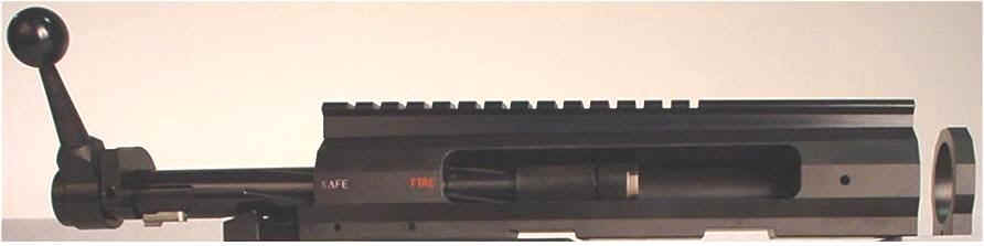 EDM Arms 50 bmg Receiver