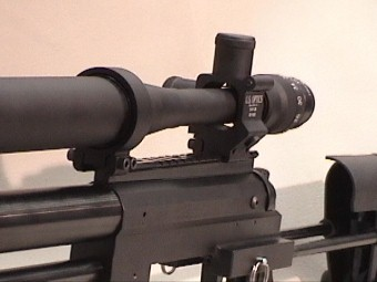 EDM Arms 50 bmg with US Optics SN-9